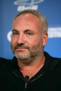 Kim Bodnia at the press conference of