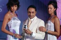 Rahul Bose at the press conference for the launch of Titan