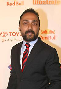 Rahul Bose at the award function in Mumbai.