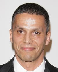 Sami Bouajila at the Cesar Film Awards 2008.
