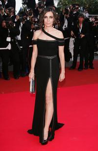 Elodie Bouchez at the premiere of