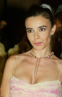 Elodie Bouchez at the opening ceremony of Marrakech Film Festival.