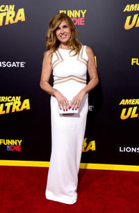 Connie Britton at the California premiere of