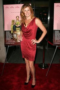 Connie Britton at the premiere of