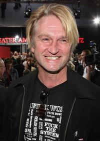 Detlev Buck at the German premiere of