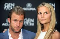 Scott Caan and Guest at the California premiere of