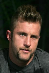 Scott Caan at the Press Conference for