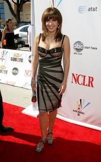 Maria Canals at the 2008 ALMA Awards.