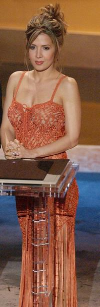 Maria Canals at the 2002 Alma Awards.