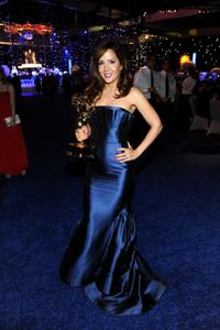 Maria Canals at the 62nd Primetime Creative Arts Emmy Awards.