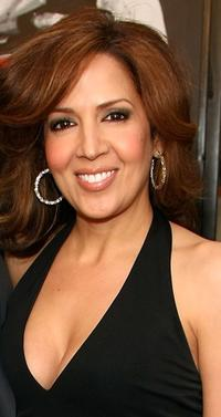 Maria Canals at the premiere of