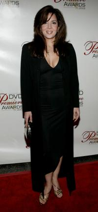 Maria Canals at the DVD Premiere Awards.