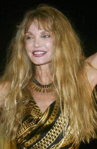 Arielle Dombasle at the opening of third Marrakech Film Festival.
