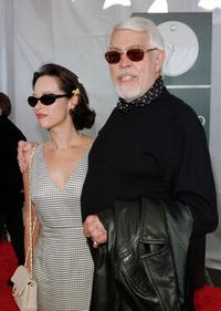 James Coburn and his wife Paula at the 14th annual Independent Spirit Awards.