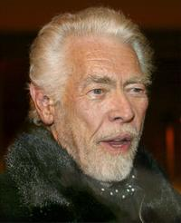 James Coburn at the Sundance Film Festival premiere of