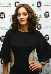 Marion Cotillard at the Awards of The London Film Critics.