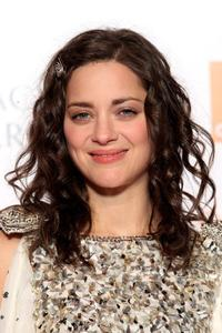 Marion Cotillard at the Orange British Academy Film Awards.