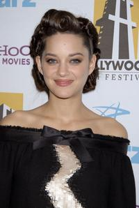 Marion Cotillard at the 11th Annual Hollywood Awards.
