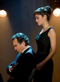 Daniel Day Lewis and Marion Cotillard in