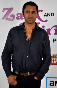Cliff Curtis at the after party of the premiere of