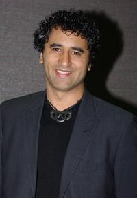 Cliff Curtis at the premiere of