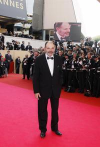 Jean-Pierre Darroussin at the opening ceremony and screening of