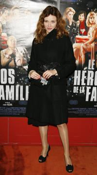 Marine Delterme at the premiere of