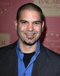 Guillermo Diaz at the National Hispanic Foundation for the Arts and Bacardi Rums Latino Legacy on Film.
