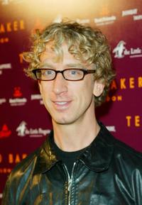 Andy Dick at the Ted Baker Los Angeles store opening.