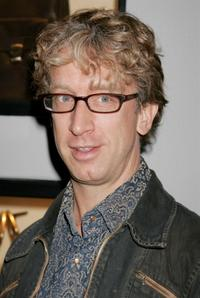 Andy Dick at the opening of the new Kenneth Cole New Yorks Los Angeles flagship store.