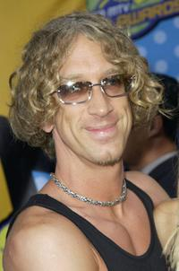Andy Dick at the 2003 MTV Movie Awards.