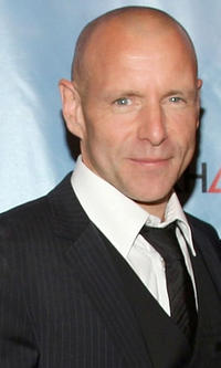 Hugh Dillon at the New York premiere of