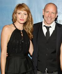 Helene Joy and Hugh Dillon at the series premiere of