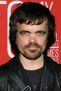 Peter Dinklage at the opening night party of