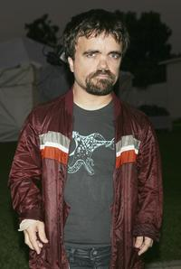 Peter Dinklage at the premiere screenings of