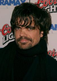 Peter Dinklage at the after-party of