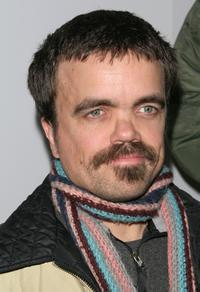 Peter Dinklage at the after party of