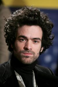 Romain Duris at the Press Conference of