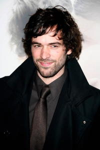 Romain Duris at the Paris premiere of