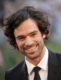 Romain Duris at the screening of