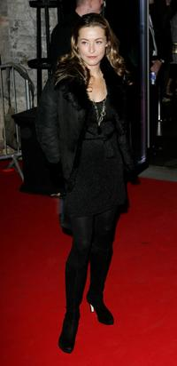 Amanda Donohoe at the tenth annual British Independent Film Awards.
