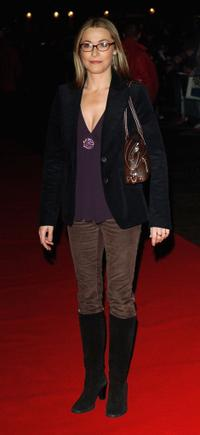 Amanda Donohoe at the UK premiere of