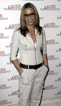 Amanda Donohoe at the Premiere of