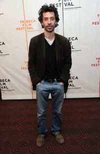 Eric Elmosnino at the premiere of