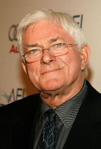 Phil Donahue at the AFI FEST 2007.