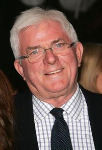 Phil Donahue at the 17th Annual GLAAD Media Awards.