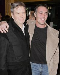 James Fleet and Greg Wise at the UK premiere of
