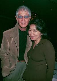 Troy Donahue and Guest at the Pacific Pioneer Broadcasters Awards Luncheon honoring actress Beverly Garland.