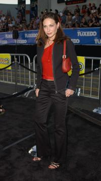 Claire Forlani at the premiere of