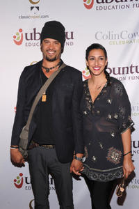 Michael Franti and Tara Franti-Rye at the Annual Ubuntu Education Fund NY Gala.